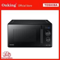 Toshiba 24L Microwave With Grill MW2AG24PFBK
