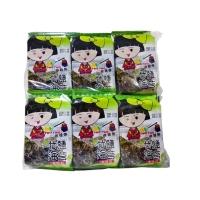 【TWOTWO】Bamboo salt seaweed 60g (5g*12pcs)