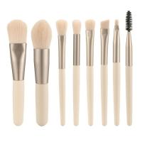 8 mini kit brushes ivory