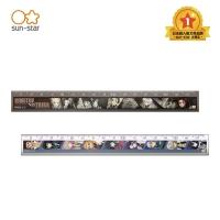 (sun-star)[Sun-star] Japan imported ghost killing blade ruler 17.5 cm ghost killing team column collection