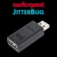 (Audioquest)AudioQuest JitterBug USB Data & Power Optimizer