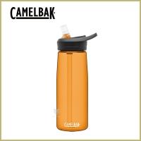 (CAMELBAK)CamelBak 750ml eddy+ multi-water straw water bottle lava orange