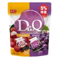 《盛香珍》Dr.Q雙味蒟蒻果凍量販包(葡萄+荔枝)785g(包)