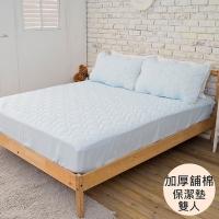 (EYAH)Yi Ya】 【EYAH solid cleaning pad △ Chuangbao type Double - (Sensation Blue)