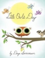 (Penguin)Little Owls Day小貓頭鷹的一天(厚頁)(外文書)