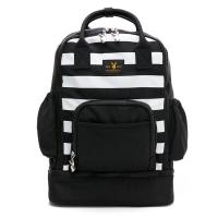 (playboy)PLAYBOY- Backpack GOOD DAY-Black