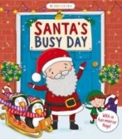 (Bloomsbury)Santas Busy Day聖誕老公公最忙的一日(外文書)
