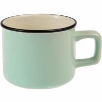 Rex LONDON 陶製濃縮咖啡杯(綠120ml)
