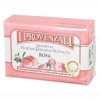 義大利 I Provenzali 草本玫瑰手工香氛皂 100g