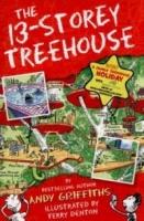 (PanMacmillan)The 13-Storey Treehouse 瘋狂樹屋13層(外文書)