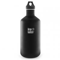 Currie U.S. Klean Kanteen stainless steel bottle 1893ml- matte black