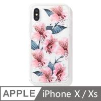美國 Sonix iPhone X/XS Tiger Lily 萱草百合軍規防摔手機保護殼