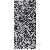 (GOODDAY)GOODDAY Magic Turban Leopard Print Fashion-Black and White Spots