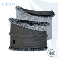 BUFF Lifestyle BFL120833 knitted thermal scarf elegant gray KESHA