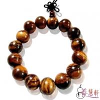 (養慧軒)[Yang Hui Xuan] natural flower odd Nan wooden prayer beads / bracelet (18mm)
