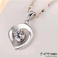 (sayaka)[Sayaka Yoshiya] Romantic mood diamond necklace