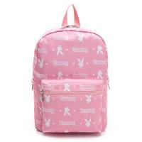 (PLAYBOY)PLAYBOY- Back Backpack Flip Rabbit Series - Pink