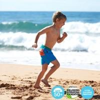 (Platypus)★ Leyou shop ★ Australian platypus children's swimsuit beach swim trunks (high-grade mesh can be put on the street) Cactus series (male