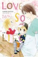 LOVE SO LIFE~溫馨的愛~(16)拆封不退 (Mandarin Chinese Comic Book)