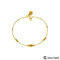 (Jove Gold)Jove Gold Morning Gold Bracelet