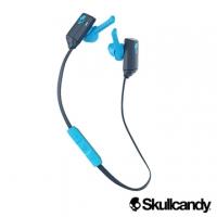 (Skullcandy)Skullcandy XTFREE Bluetooth Athletic ear headphones - navy blue (stock company)