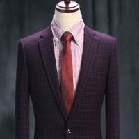 Rafford, tie 6cm narrow version tie zip tie (red pattern)