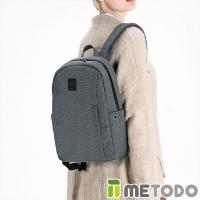 (METODO)[METODO Korea] Not afraid of cutting backpack (TSL-601 black / anti-theft / anti-cut / scratch resistant / RFID / personal protection / waterp