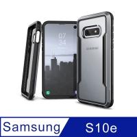 (x-doria)X-doria SAMSUNG Galaxy S10e Blade Shield SHIELD Drop Phone Case - Monarch Black