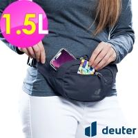 (Deuter)[German deuter] Urban Belt waist bag 1.5L (3910420 black/portable waist bag)