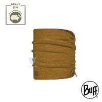 (buff)【BUFF】BF124119 Thermal storage bristles-Merino wool drawstring scarf-Mustard