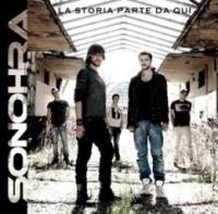 蘇諾拉二重唱 Sonohra / 故事的起點 La Storia Parte da Qui CD