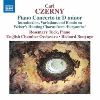 徹爾尼:D小調鋼琴協奏曲(1812),序奏,變奏曲與輪旋曲作品60 CD