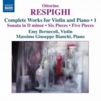 雷史畢基:小提琴與鋼琴二重奏全集【第一集】CD