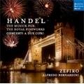 Music from wind / Handel Handel: Royal Fireworks CD