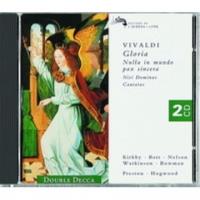 Vivaldi: the glory of the song, four oratorios, etc.