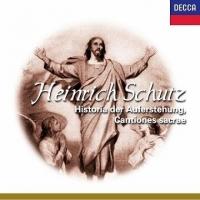 (DECCA) Schulz: Ascension stories, chants CD set of selections