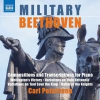 Carl Peterson (piano) / Military Beethoven CD