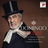 Domingo in Verdi baritone music CD collection