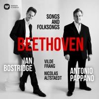 貝多芬:歌曲與民謠 CD