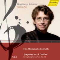 "Mendelssohn: Symphony No. ""Italy"", 12th Seventh String Symphony CD"