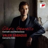 Waller ‧ Sabah dos / Farinelli to Metastasio Western Europe of Baroque vocal CD