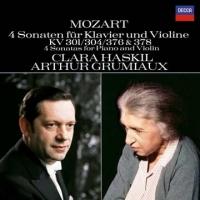Mozart: Violin Sonatas CD