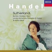 (DECCA) Handel: Messiah - Aria & Chorus CD