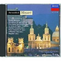 Amadeus music world 1 CD