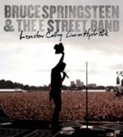 布魯斯史普林斯汀與東街樂團 / 倫敦海德公園演唱會 2DVD