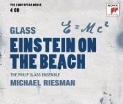 Opera House 72 Glas: Einstein on the Beach 4CD on the Beach