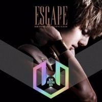 Kim Hyung Jun / ESCAPE [Taiwan] exclusive limited A disc CD