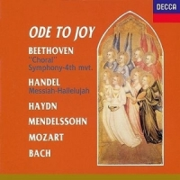 (DECCA) ─ Ode to Joy choral music CD