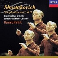 "Shostakovich: Symphony No. 5 ""revolution"" Symphony No. 9 & CD"