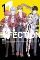 INFECTION感染(1) (Mandarin Chinese Comic Book)